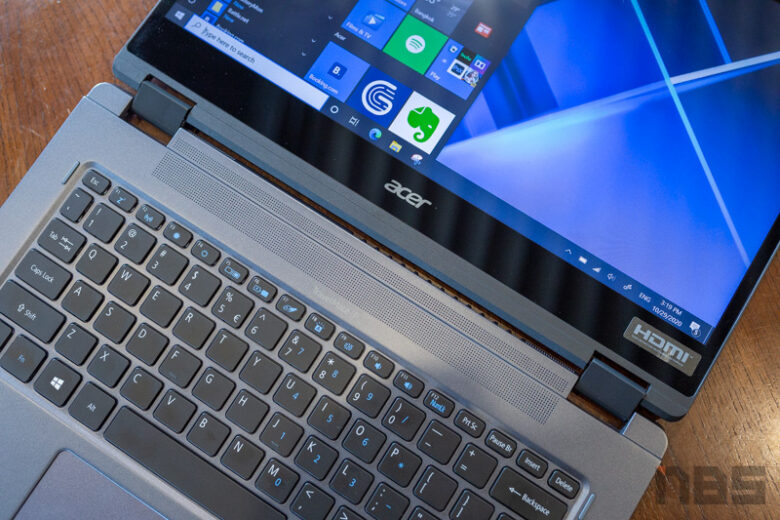 Acer TravelMate Spin P4 Review 19 1