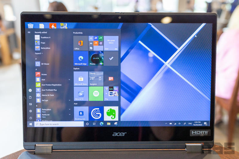 Acer TravelMate Spin P4 Review 23 1