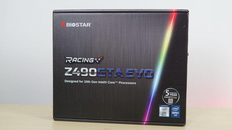 Biostar Z490 GTA EVO 1