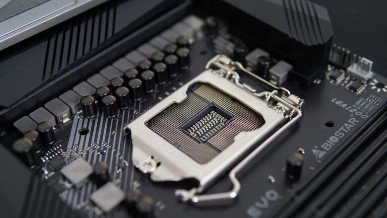 เมนบอร์ด Intel