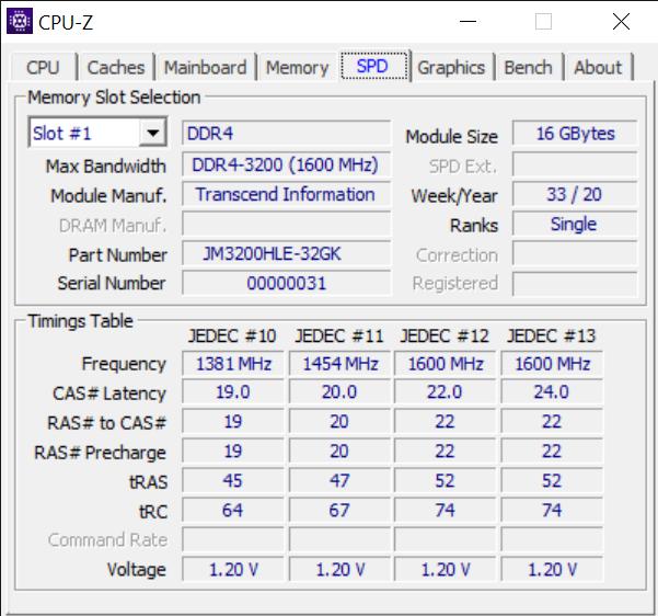 CPU Z 10 15 2020 2 04 16 PM
