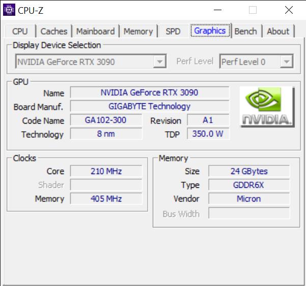 CPU Z 10 29 2020 3 41 05 PM