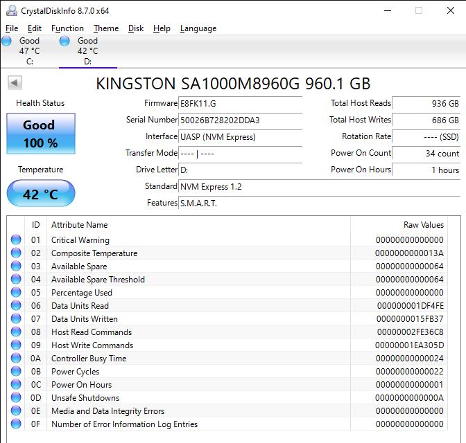 CrystalDiskInfo 8.7.0 x64 9 28 2020 11 53 40 AM