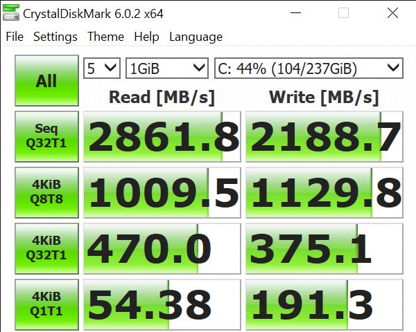 CrystalDiskMark 6.0.2 x64 10 16 2020 3 00 32 PM