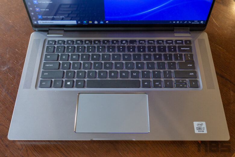 Dell Latitude 9510 2 in 1 Review 9