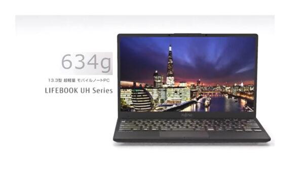 Fujitsu Lifebook Ultra slim jpg