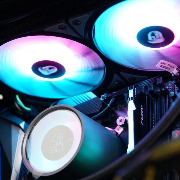 Gamer Storm CASTLE 240RGB v2 00