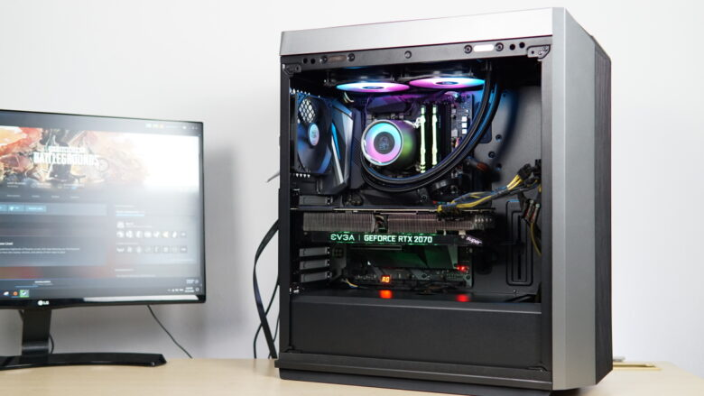 GamerStorm CASTLE 240RGB setup 18 1