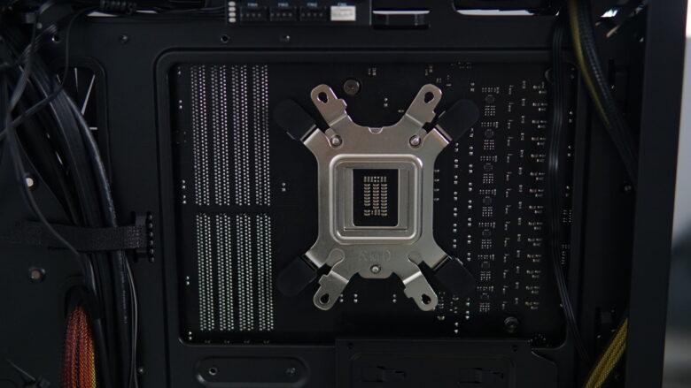 GamerStorm CASTLE 240RGB setup 4