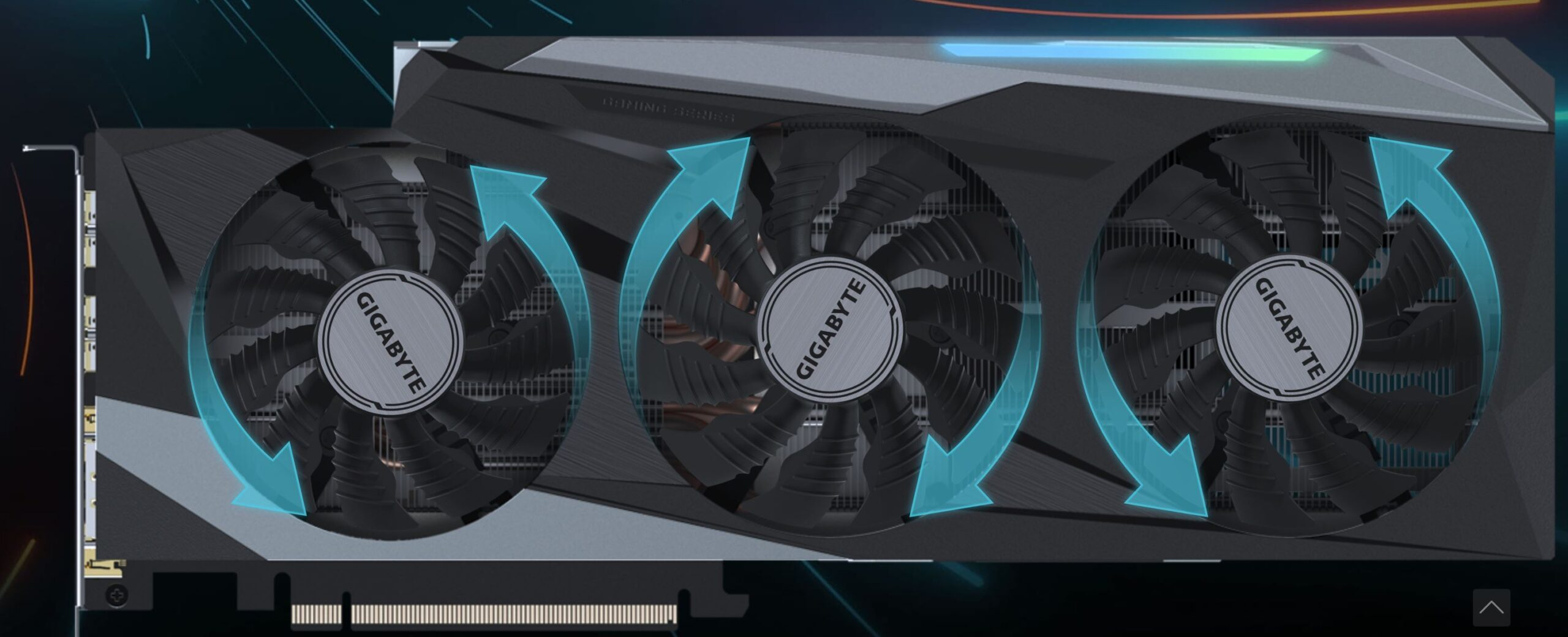 Gigabyte GeForce RTX 3090 Gaming OC scaled