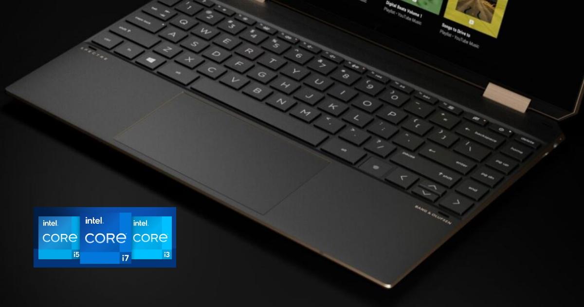 HP notebook Intel Gen11 cov1