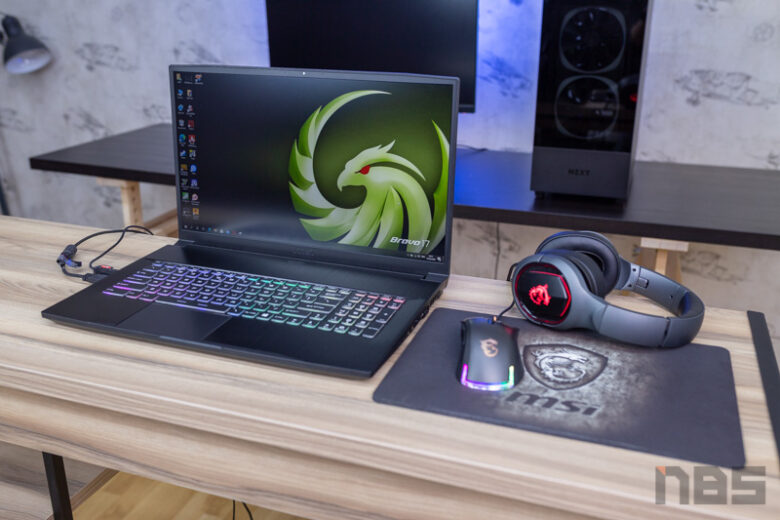 MSI Bravo 17 R7 RX5500M Review 49