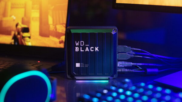 New WD Black solution 5