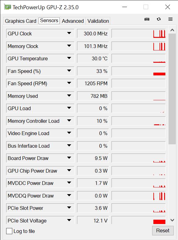 TechPowerUp GPU Z 2.35.0 10 16 2020 2 44 04 PM
