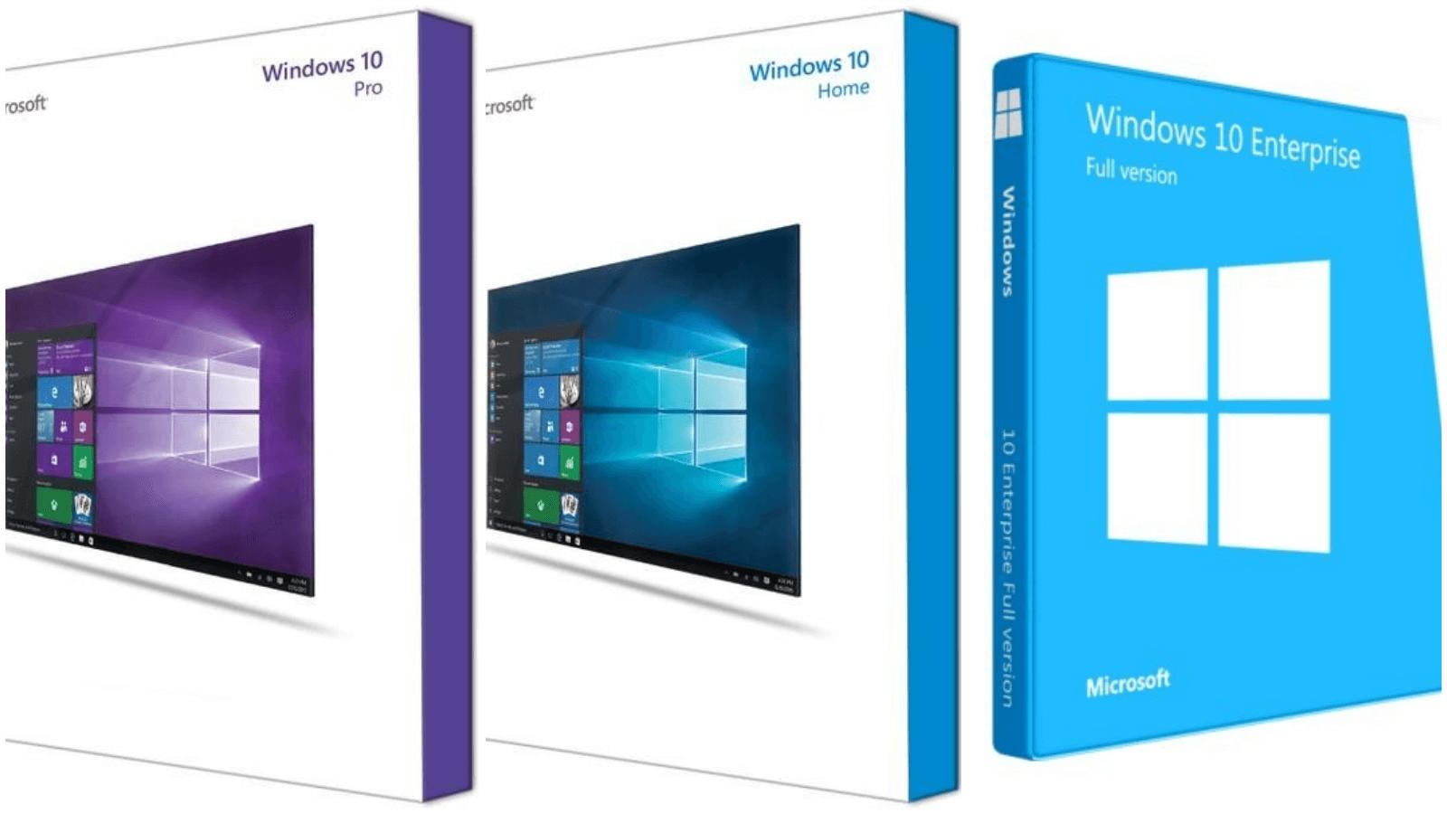 Windows 10 แท้