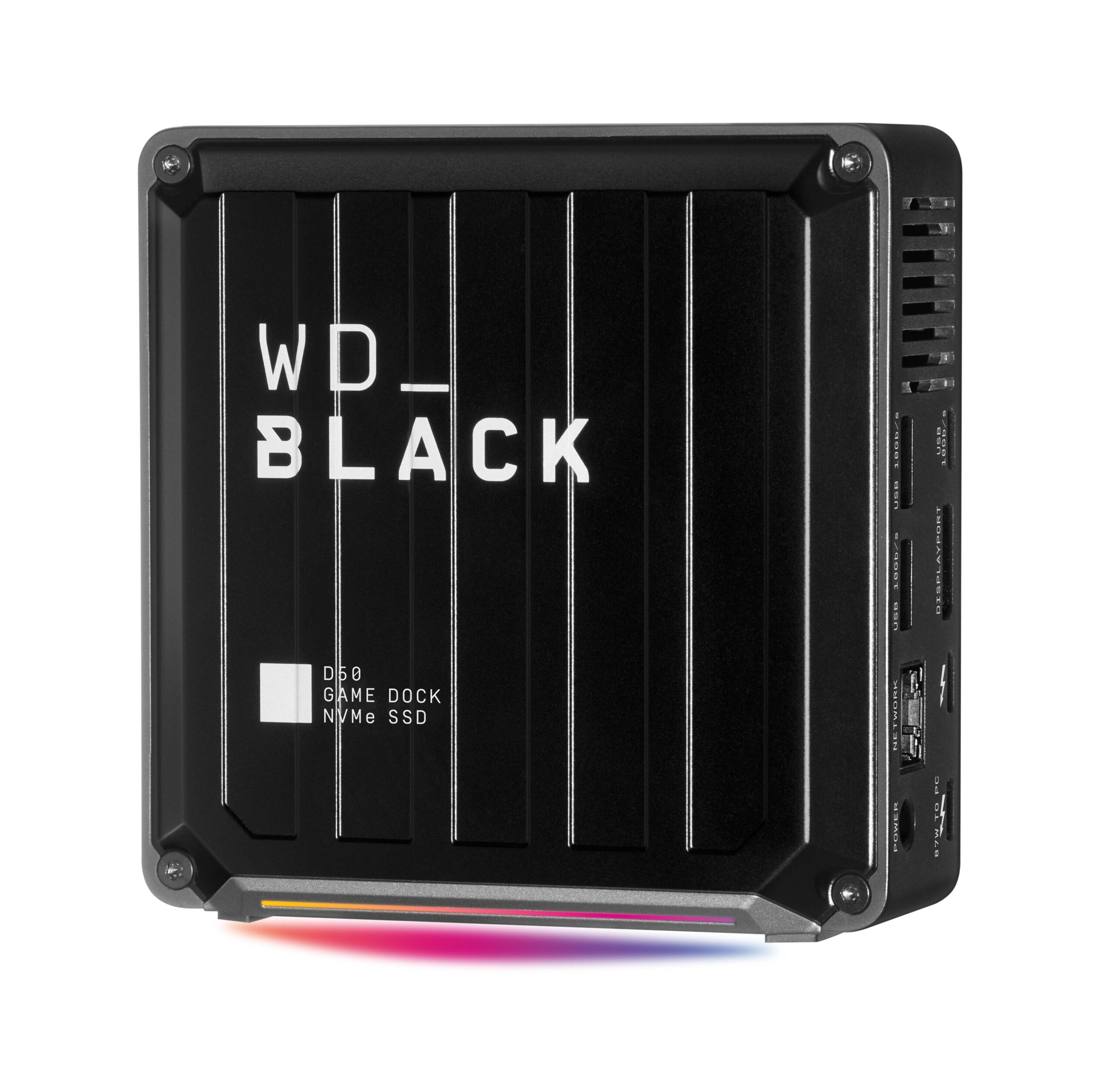 en us WD Black D50 Game Dock SSD Left scaled