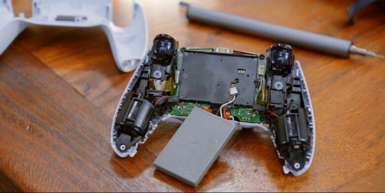 ps5 dualsense teardown pc android