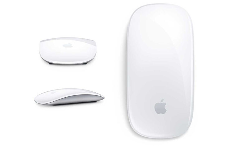 เมาส์ไร้สาย Apple Magic Mouse 2