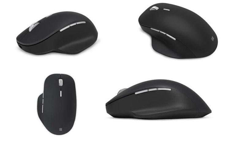 เมาส์ไร้สาย Microsoft Precision Mouse