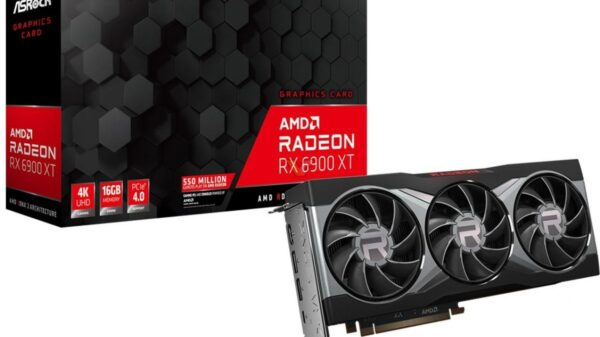 ASROCK Radeon RX 6900 XT 16GB1