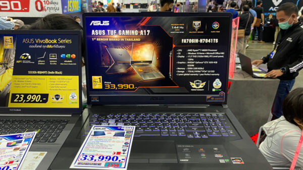 ASUS Promotion Commart Xtreme 2020 19