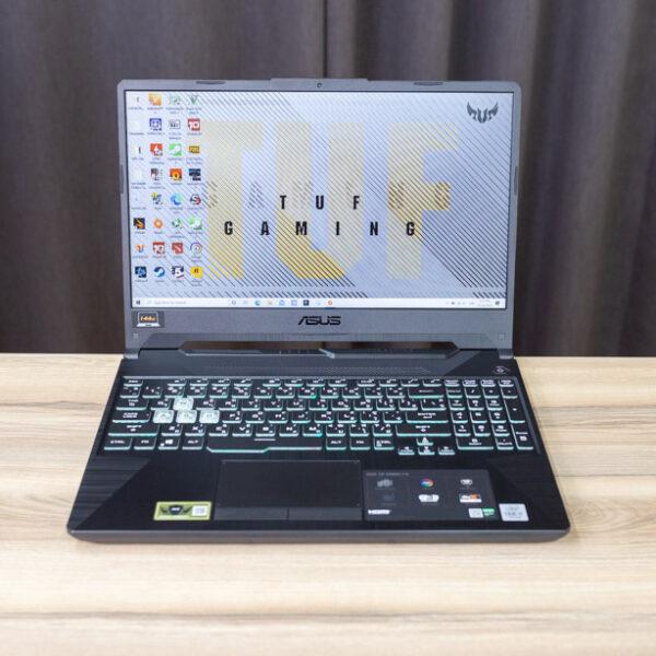 ASUS TUF Gaming F15 FX506 i7 10875H Top 1