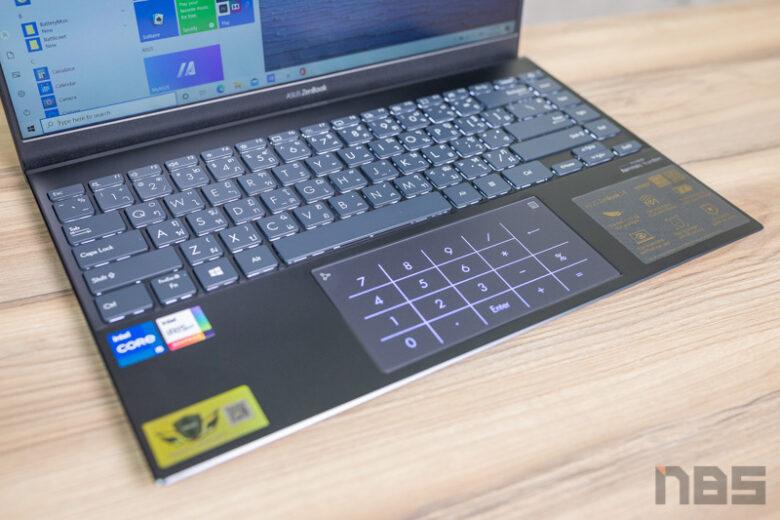 ASUS ZenBook 14 UX425 Core i Gen 11 Review 17