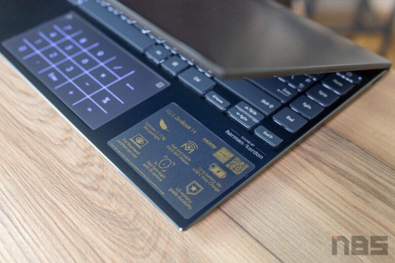 ASUS ZenBook 14 UX425 Core i Gen 11 Review 21