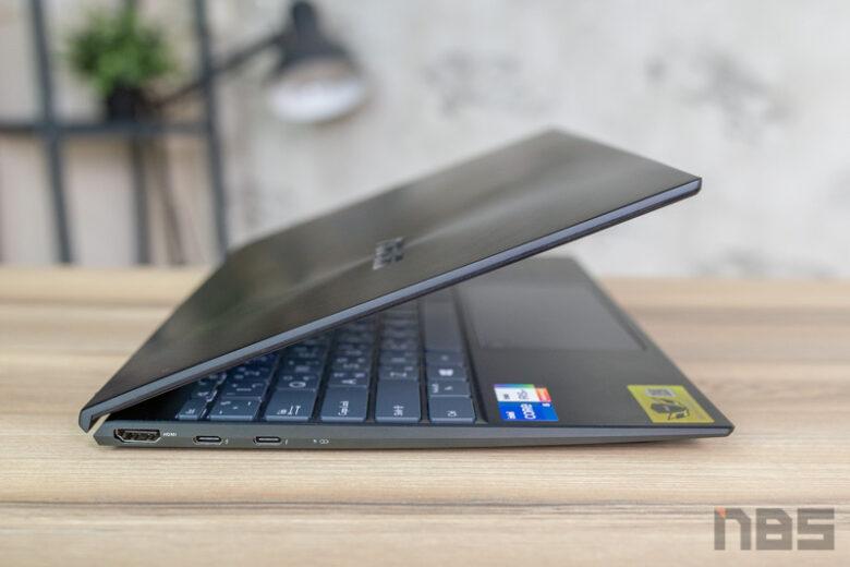 ASUS ZenBook 14 UX425 Core i Gen 11 Review 42