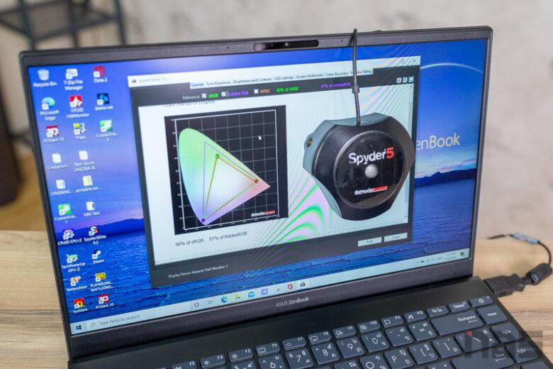 ASUS ZenBook 14 UX425 Core i Gen 11 Review 57