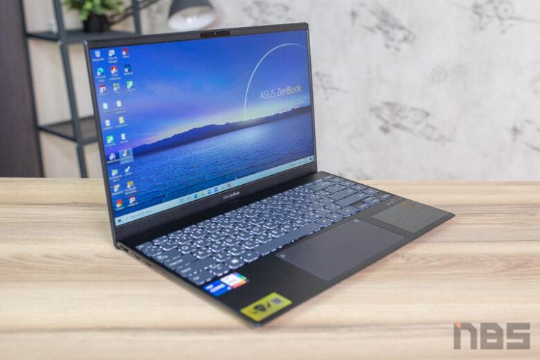 ASUS ZenBook 14 UX425 Core i Gen 11 Review 58