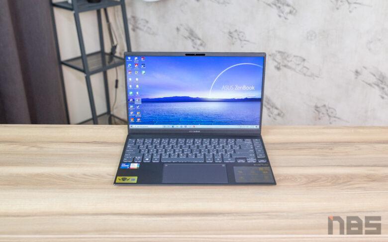 ASUS ZenBook 14 UX425 Core i Gen 11 Review 61