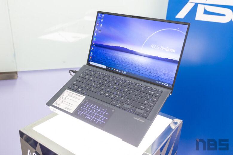 ASUS ZenBook Core i Gen 11 Preview 15