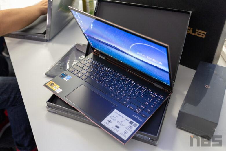 ASUS ZenBook Core i Gen 11 Preview 3