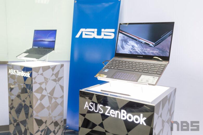 ASUS ZenBook Core i Gen 11 Preview 35