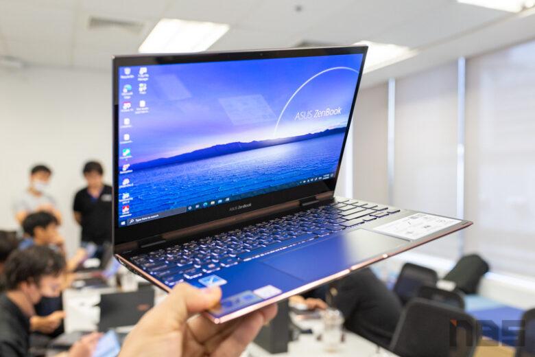 ASUS ZenBook Core i Gen 11 Preview 4