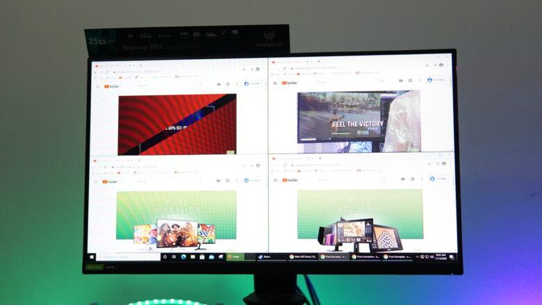 Acer Predator XB253Q test 56