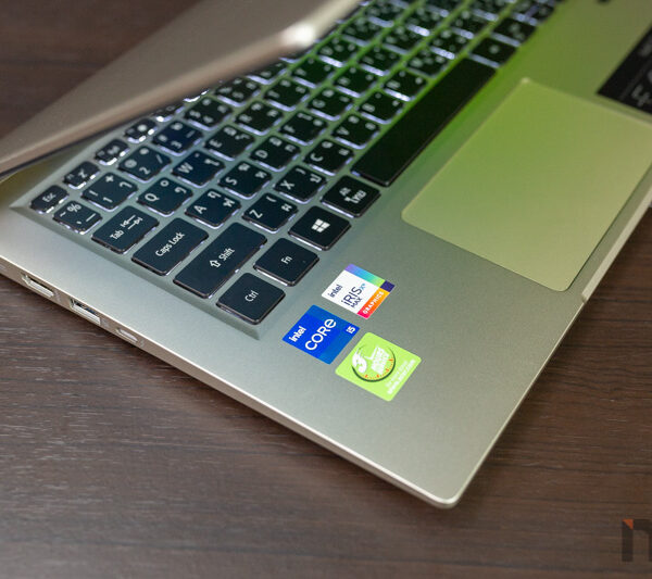 Acer Swift 3x Core i5 1135G7 Review 31