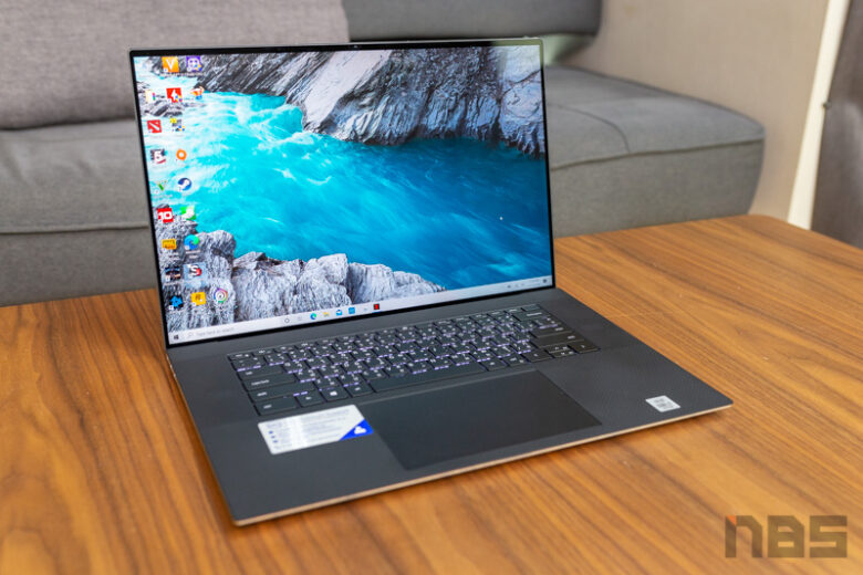 Dell XPS 17 9700 Review 16
