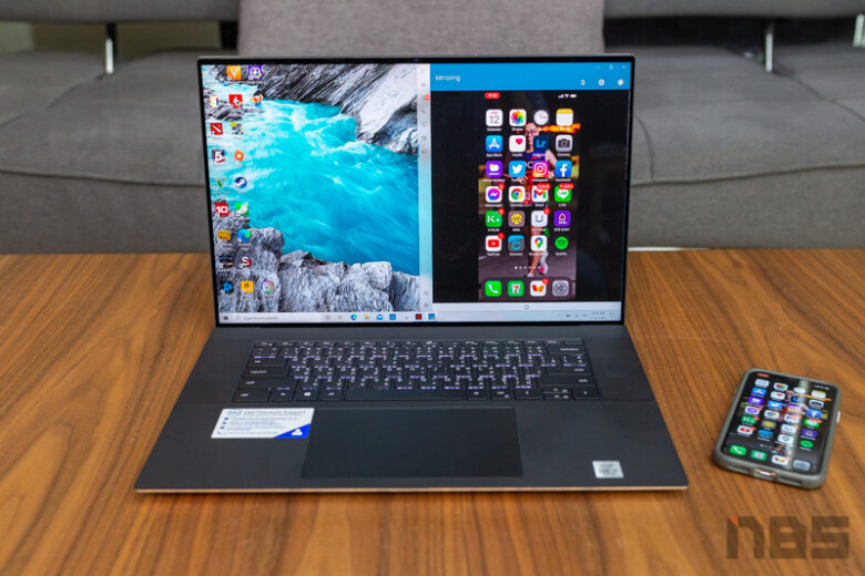 Dell XPS 17 9700 Review 2