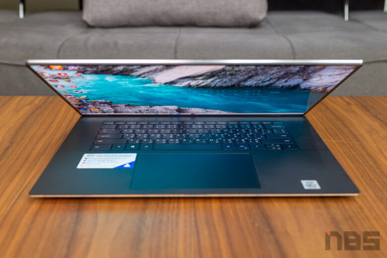 Dell XPS 17 9700 Review 24