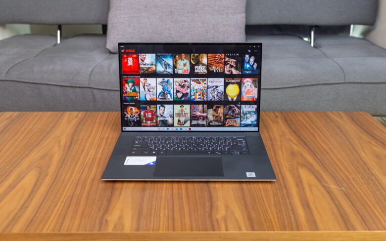 Dell XPS 17 9700 Top 1
