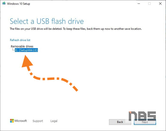 Download Windows 10 USB 7 1