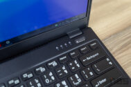 Fujitsu LifeBook UH X Review 14