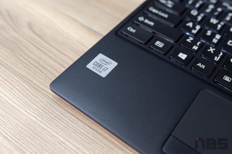 Fujitsu LifeBook UH X Review 16