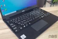 Fujitsu LifeBook UH X Review 19