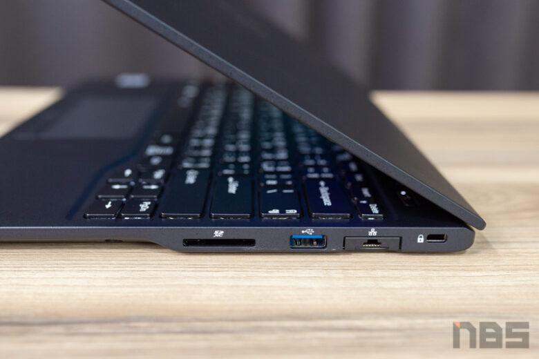 Fujitsu LifeBook UH X Review 28