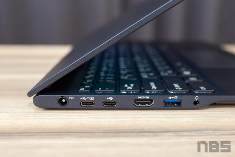 Fujitsu LifeBook UH X Review 33