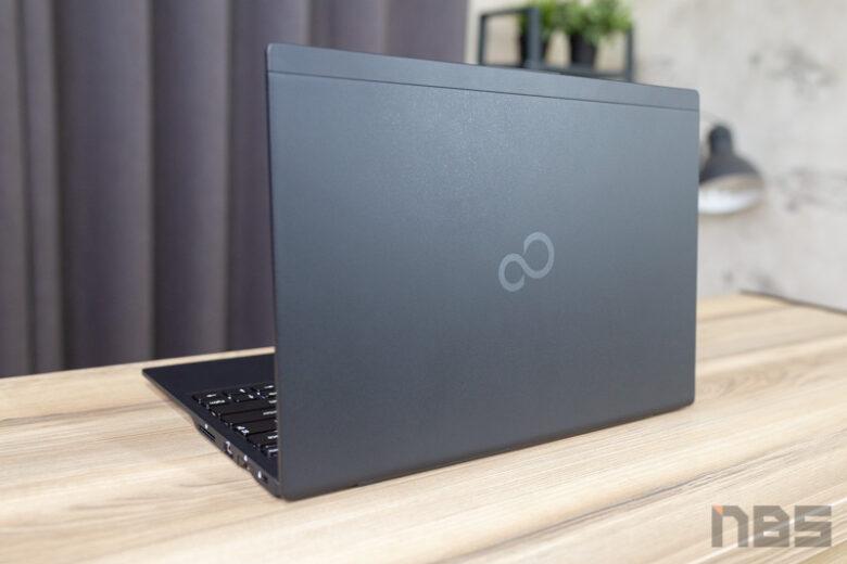 Fujitsu LifeBook UH X Review 45