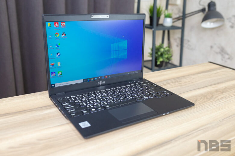 Fujitsu LifeBook UH X Review 8